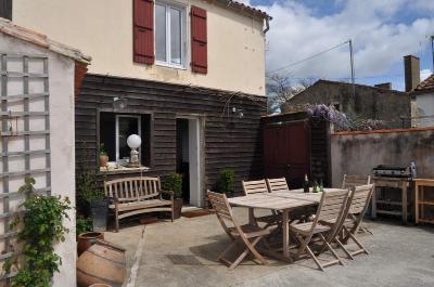 Maison a vendre Chaillé-les-Marais 85450 Vendee 150 m2 4 pièces 191898 euros