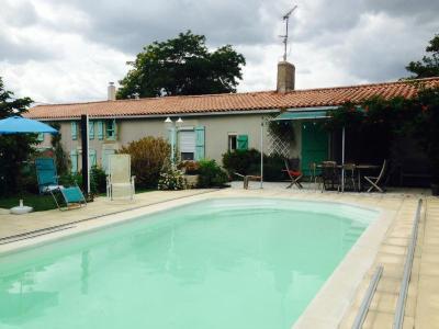 Maison a vendre Chaillé-les-Marais 85450 Vendee 270 m2 7 pièces 371142 euros