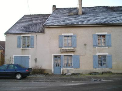 Maison a vendre Le Val-d'Esnoms 52190 Haute-Marne 160 m2 8 pièces 89000 euros