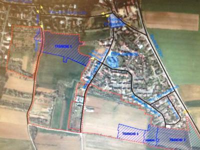 Terrain a batir a vendre Ahuy 21121 Cote-d'Or 543 m2  138960 euros