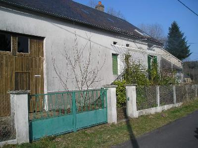 Maison a vendre Anost 71550 Saone-et-Loire 55 m2 2 pièces 35000 euros