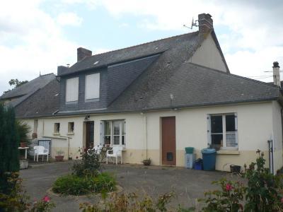 Maison a vendre Plumaugat 22250 Cotes-d'Armor 157 m2 6 pièces 110355 euros