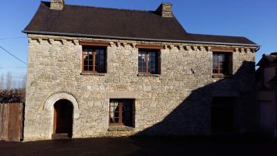Maison a vendre Guitté 22350 Cotes-d'Armor 76 m2 4 pièces 99965 euros