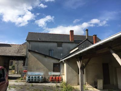 Maison a vendre Plumaugat 22250 Cotes-d'Armor 100 m2 5 pièces 94058 euros