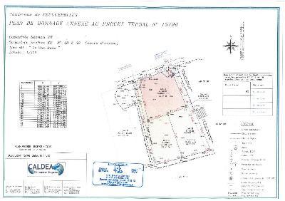 Terrain a batir a vendre Quittebeuf 27110 Eure 850 m2  38000 euros