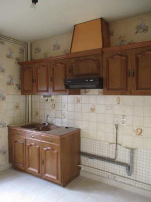 Appartement a vendre Pont-Audemer 27500 Eure 41 m2 2 pièces 53000 euros