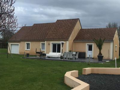 Maison a vendre Coudreceau 28400 Eure-et-Loir 161 m2 8 pièces 190800 euros