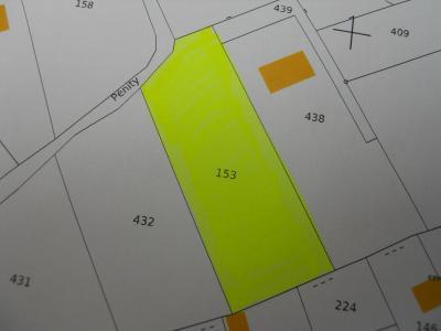 Terrain a batir a vendre Penmarch 29760 Finistere 1665 m2  47872 euros
