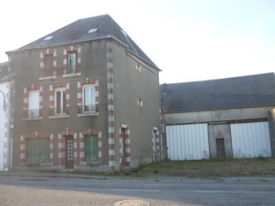 Maison a vendre Plonévez-du-Faou 29530 Finistere 8 pièces 150702 euros