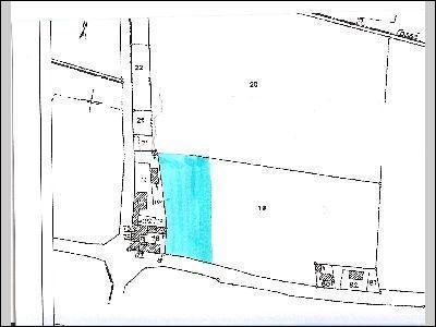 Terrain a batir a vendre Pleyben 29190 Finistere 3000 m2  63161 euros