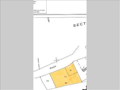 Terrains de loisirs bois etangs a vendre Pleyben 29190 Finistere 7084 m2  19076 euros