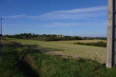 Terrain a batir a vendre Pessan 32550 Gers 1660 m2  50000 euros