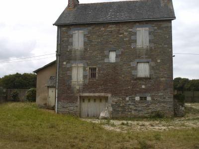 Terrain a batir a vendre Sixt-sur-Aff 35550 Ille-et-Vilaine 1137 m2  42400 euros