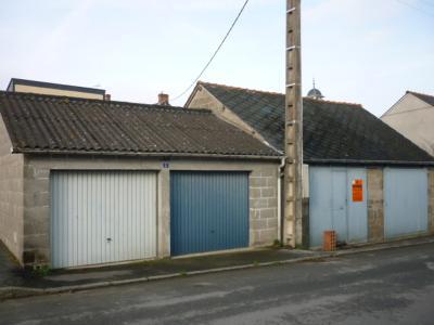 Garage et parking a vendre Antrain 35560 Ille-et-Vilaine  16200 euros