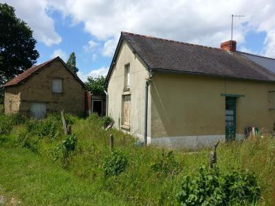 Maison a vendre Saint-Onen-la-Chapelle 35290 Ille-et-Vilaine 40 m2 2 pièces 34980 euros