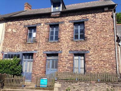 Maison a vendre Iffendic 35750 Ille-et-Vilaine 100 m2 3 pièces 44520 euros