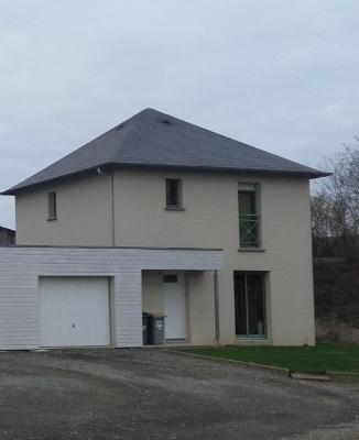 Maison a vendre Médréac 35360 Ille-et-Vilaine 78 m2 4 pièces 135900 euros