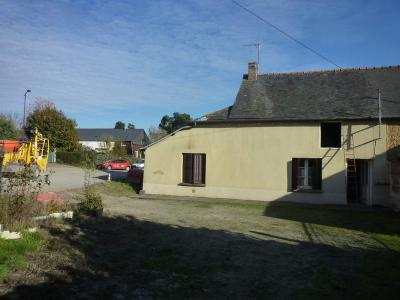 Maison a vendre Iffendic 35750 Ille-et-Vilaine 50 m2 3 pièces 44000 euros