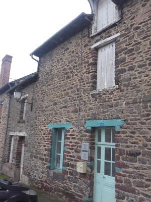 Maison a vendre Talensac 35160 Ille-et-Vilaine 70 m2 3 pièces 86400 euros