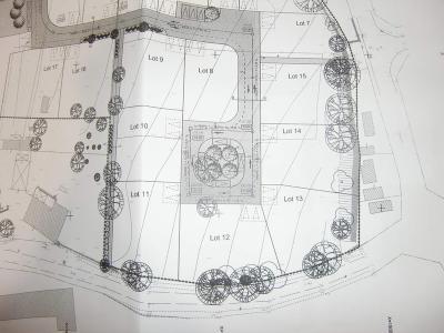 Terrain a batir a vendre Guipry 35480 Ille-et-Vilaine 622 m2  37100 euros