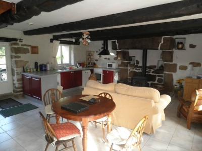 Maison a vendre Trans-la-Forêt 35610 Ille-et-Vilaine 70 m2 3 pièces 114656 euros
