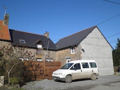 Maison a vendre Broualan 35120 Ille-et-Vilaine 100 m2 4 pièces 130104 euros