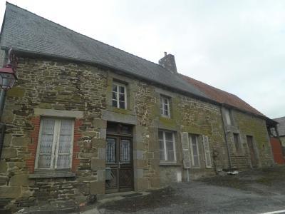 Maison a vendre Noyal-sous-Bazouges 35560 Ille-et-Vilaine 60 m2 3 pièces 75189 euros