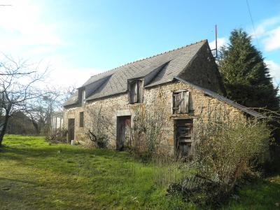 Maison a vendre Bazouges-la-Pérouse 35560 Ille-et-Vilaine 100 m2 2 pièces 58011 euros