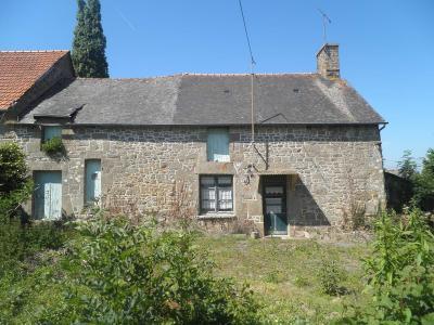 Maison a vendre Bazouges-la-Pérouse 35560 Ille-et-Vilaine 75 m2 2 pièces 48600 euros