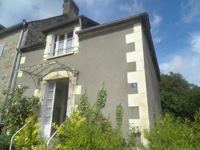 Maison a vendre Bazouges-la-Pérouse 35560 Ille-et-Vilaine 70 m2 3 pièces 40272 euros