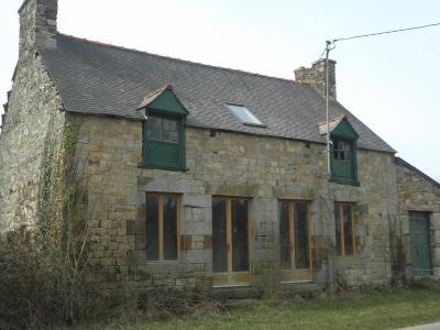 Maison a vendre Bazouges-la-Pérouse 35560 Ille-et-Vilaine 90 m2 4 pièces 58011 euros