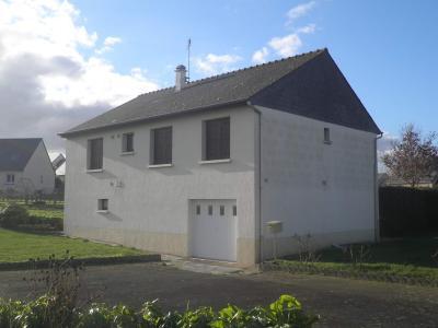 Maison a vendre Marcillé-Raoul 35560 Ille-et-Vilaine 92 m2 5 pièces 94058 euros
