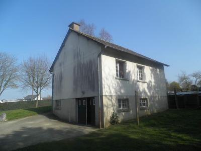 Maison a vendre Saint-Rémy-du-Plain 35560 Ille-et-Vilaine 70 m2 3 pièces 74130 euros