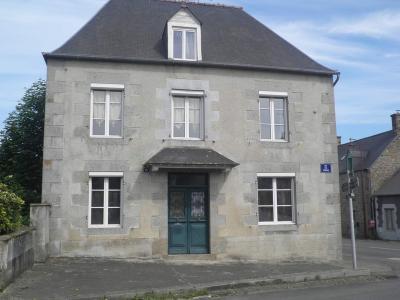 Maison a vendre Bazouges-la-Pérouse 35560 Ille-et-Vilaine 110 m2 5 pièces 86838 euros