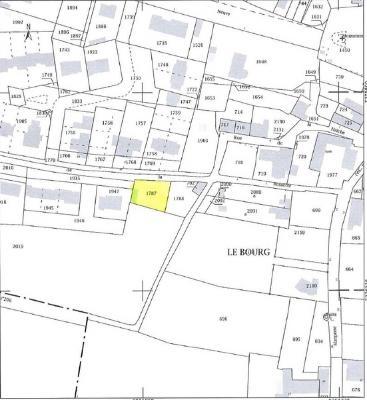 Terrain a batir a vendre Roz-sur-Couesnon 35610 Ille-et-Vilaine 401 m2  19512 euros
