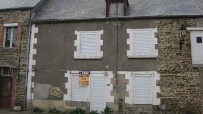 Maison a vendre Trans-la-Forêt 35610 Ille-et-Vilaine 70 m2 4 pièces 54097 euros