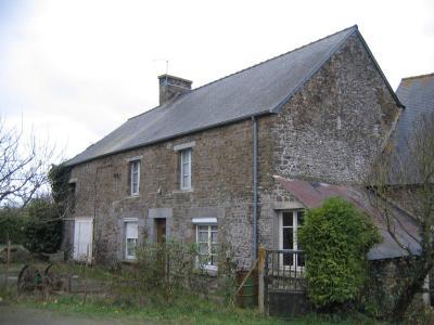 Maison a vendre Saint-Georges-de-Gréhaigne 35610 Ille-et-Vilaine 70 m2 4 pièces 114672 euros