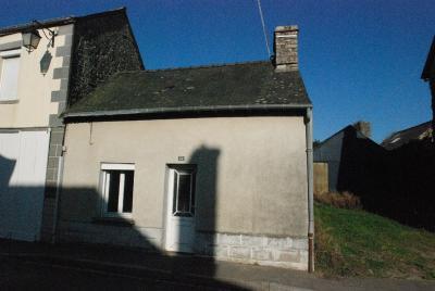 Maison a vendre Livré-sur-Changeon 35450 Ille-et-Vilaine 40 m2 2 pièces 31794 euros