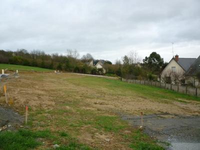 Terrain a batir a vendre Montreuil-sous-Pérouse 35500 Ille-et-Vilaine 414 m2  39495 euros