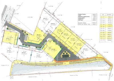 Terrain a batir a vendre Dol-de-Bretagne 35120 Ille-et-Vilaine 751 m2  67122 euros