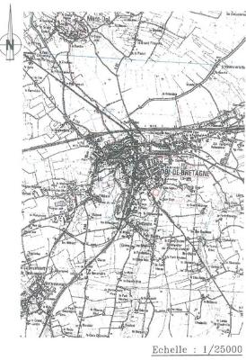 Terrain a batir a vendre Dol-de-Bretagne 35120 Ille-et-Vilaine 730 m2  65283 euros