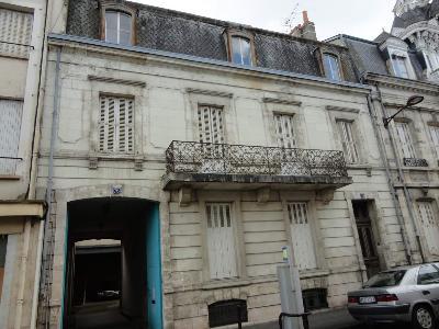 Immeuble de rapport a vendre Châteauroux 36000 Indre 410 m2  315000 euros