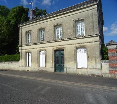 Maison a vendre Saint-Paterne-Racan 37370 Indre-et-Loire 250 m2 6 pièces 361872 euros