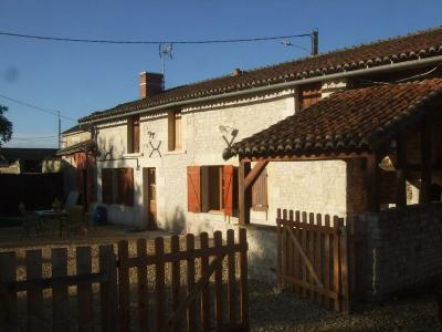 Maison a vendre Nueil-sous-Faye 86200 Vienne 65 m2 3 pièces 99300 euros