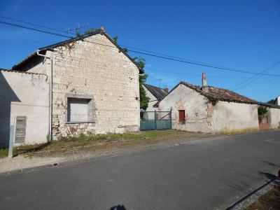 Maison a vendre Anché 37500 Indre-et-Loire 83 m2 4 pièces 63600 euros