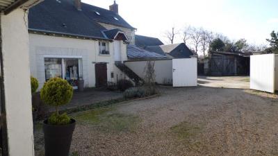 Maison a vendre Noyant-de-Touraine 37800 Indre-et-Loire 170 m2 8 pièces 188500 euros