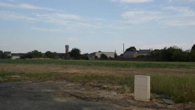 Terrain a batir a vendre Villeperdue 37260 Indre-et-Loire 428 m2  40810 euros