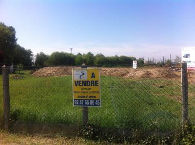 Terrain a batir a vendre La Ville-aux-Dames 37700 Indre-et-Loire 351 m2  62590 euros