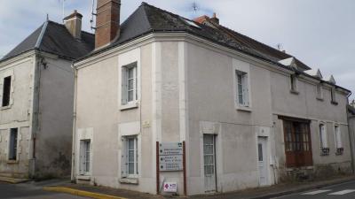 Maison a vendre Saché 37190 Indre-et-Loire 80 m2 4 pièces 92800 euros