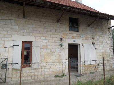 Maison a vendre Asnans-Beauvoisin 39120 Jura 94 m2 4 pièces 90000 euros